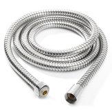 Original 1m / 1.5m / 2m de acero inoxidable Cuarto de baño Ducha flexible Manguera Tubo de cabeza de agua G1/2 Interfaz de rosca
