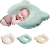 Baby Pillow Infant Toddler Sleep Positioner Anti Roll Cushion Flat Head Protection for Baby Cotton Pillow