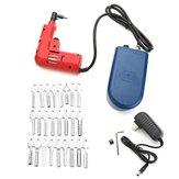 DANIU Electric 25 pins Lock Pick Tools Dimple Lock Bump Locksmith Tool Set