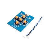 RunCam Key Board with 1.25mm 2pin FPV Silicone Cable for Micro Sparrow Micro Swift 2 FPV Cameras