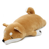 Jumbo 90cm Stuffed Plush Toy Gift Anime Shiba Inu Dog Soft Plush Pillow Cushion Animal Pet Doll