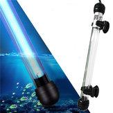 5/7/9 / 11W Réservoir de poissons d'aquarium UV stérilisateur lumière submersible eau Clean lampe AC 220V
