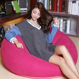 Thicken Air Portable Creative Fast Inflatable Sofa Cushion Lazy Chair Sleep Bed Jardin Tabouret de balcon