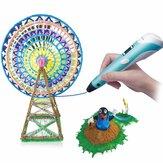 Smart 3D dessin impression stylo enfants peinture bricolage apprentissage du puzzle éducatif jouets collection cadeau