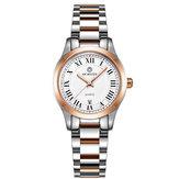 OCHSTIN LQ016A Casual Design Ladies Wristwatch Stainless Steel Band Quartz Watch