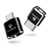 FLOVEME Type C Male To USB Micro USB Female Adapter Converter For Oneplus 5t Xiaomi 6 Mi A1 S8