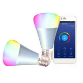 Sonoff B1 E27 6W RGB+CCT Dimmable Wifi LED Smart Light Bulb Work With Alexa Google Nest AC90-250V