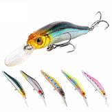 SeaKnightSK0221PC9g80mm0-1.5m Diepte Minnow Fishing Lure BKK Haken Fishing Hard Baits