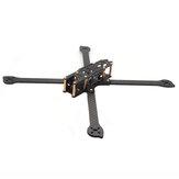 Original HSKRCXL5/6/7/8232/283/294/360mmFibra de carbono FPV Raicng Juego de armazón para RC Drone