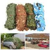 3mx2m camo filet de camouflage housse de protection solaire pour le camping chasse tir militaire hide