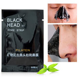10Pcs Mineral Mud Blackhead Peel Off Masks Acne Removal Nose Pore Cleansing
