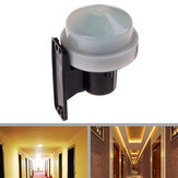 Outdoor Photocell Daylight Dusk Till Dawn Auto Sensor Light Bulb Switch Energy Saving 230-240V