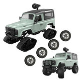 FY003 2.4G 4WD Off-Road Snowfield Wifi Control Metal Frame RC Car