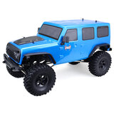 RGT EX86100 1/10 2.4G 4WD 510mm Brushed Rc Car Off-road Monster Truck Rock Crawler RTR Toy