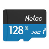 Netac P500 128GB Class 10 High Speed SDXC Storage Memory Card TF Card For Cell Phone