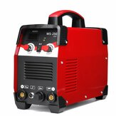 220V 7700W 2 in 1 TIG ARC Electric Welding Machine 20-250A MMA IGBT Stick Inverter