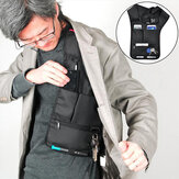 Hidden Oxter Invisible Multifunctional Crossboby Bag