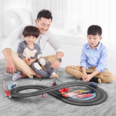 1:52 Track Toys Handle Remote Control Car Toy Race Car Kid's Developmental Toy