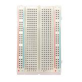 3Pcs 8.5x5.5cm 400 Tie Points 400 Holes Solderless Breadboard Bread Board