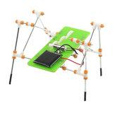 Bricolage Puzzle jouets jouets éducatifs robot quadrupède solaire