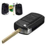 3 Button Floding Remote Key Fob for Land Rover Range Rover L322 HSE Vogue