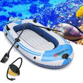 Bateau gonflable de sauvetage de bateau de pêche de kayak de PVC de bateau de 2/3 personnes chargeant 180kg