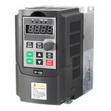 220V 0.75KW 4A Single Phase Variable Speed Motor Drive Speed Frequency Converter