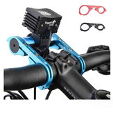 Bike Bicycle Cycling Handlebar Extender Support Holder For Stopwatch