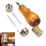 Professional Speedy Stitcher Sewing Awl Tool Kit for Leather Sail & Canvas Heavy Repair