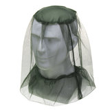 Camping Fishing Cycling Mesh Face Protector Bee Bug Insect Hat Anti Mosquito Head Net Face Mask