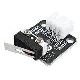 Creality 3D® 3Pin N / ON / C Commutateur de limite de fin de course de contrôle pour imprimante 3D Makerbot / Reprap