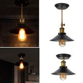 Retro Industrial E27 Wall Sconce Light Vintage Hang Pendant Ceiling Lamp