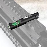 Ohhunt مستوى فقاعة ل 20 ملليمتر ويفر picatinny قاعدة الصيد التكتيكي riflescope نطاق يتصاعد أيرغون زينة