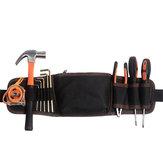 Original Hilda Storage Tool Bag Waterproof Multi Pocket Tool Belt Multifunction Tool Bag