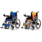 Original Sillas de ruedas eléctricas portátiles plegables de potencia para personas mayores con discapacidad
