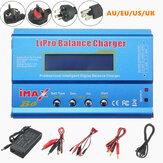 iMAX B6 80W 6A Lipo Batterie Chargeur de balance avec adaptateur d'alimentation