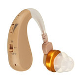 USB Rechargeable Digital Hearing Aid Voice Amplifier Kit