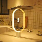 48 LED Heng Balance Lampe Magnétique Lumière Nuit Ampoule Maison Décoration Intérieure