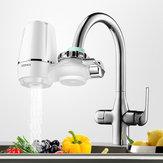 Original Sistema de filtración lavable del filtro de agua del grifo Lavabo del lavabo del lavabo de la cocina con 4pcs la mayoría de los grifos