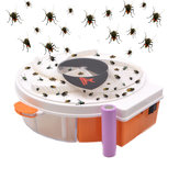 4W LED Electric Fly Trap USB Mosquito Killer Lamp Insect Killer Lamp For Camping Pest Control