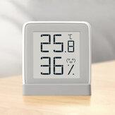 Xiaomi Mijia Écran E-encre Capteur de Température et d'Humidité Hygromètre Humidimètre Numérique