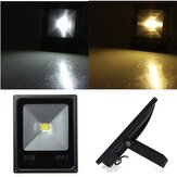 50W White/Warm White IP65 LED Flood Light Wash Outdoor AC85-265V