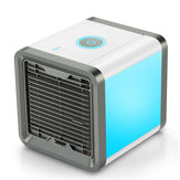 Air Cooler Fan Personal Space Cooler Portable Desk Fan Mini Air Conditioner Device USB Fan