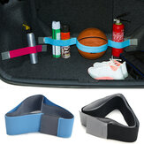 20-80cm Elastic Oxford Car Trunk Fixed Strap Sundry Stowing Tidying Strorage Belt Magic Tape