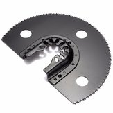 Semi Circular HCS Flush Segment Saw Blade Oscillating Multitool 100mm Saw Blade