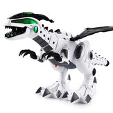 Original Boys Kids Universal Machine Electric Dinosaur Spray Light Sound Educational Toys