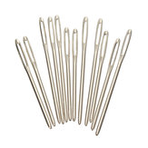 12Pcs Stainless Steel Knitting Needles Sewing Needles Pins DIY Craft  Sewing Accessories 6cm 7cm