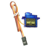 4PCS Lofty Ambition SG90 9g Mini Micro Servo for RC 250 450 Helicopter Airplane