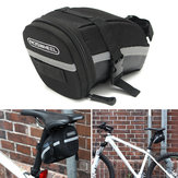 ROSWHEEL 1.2L Black Bicycle Cycling Seat Saddle Bag MTB Mountain Bike Road