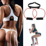 KALOAD Femmes 20lb Hip Trainer Butt Booty Ceinture Bande Corps Glute Muscles Entraîneur Lifter Exercice